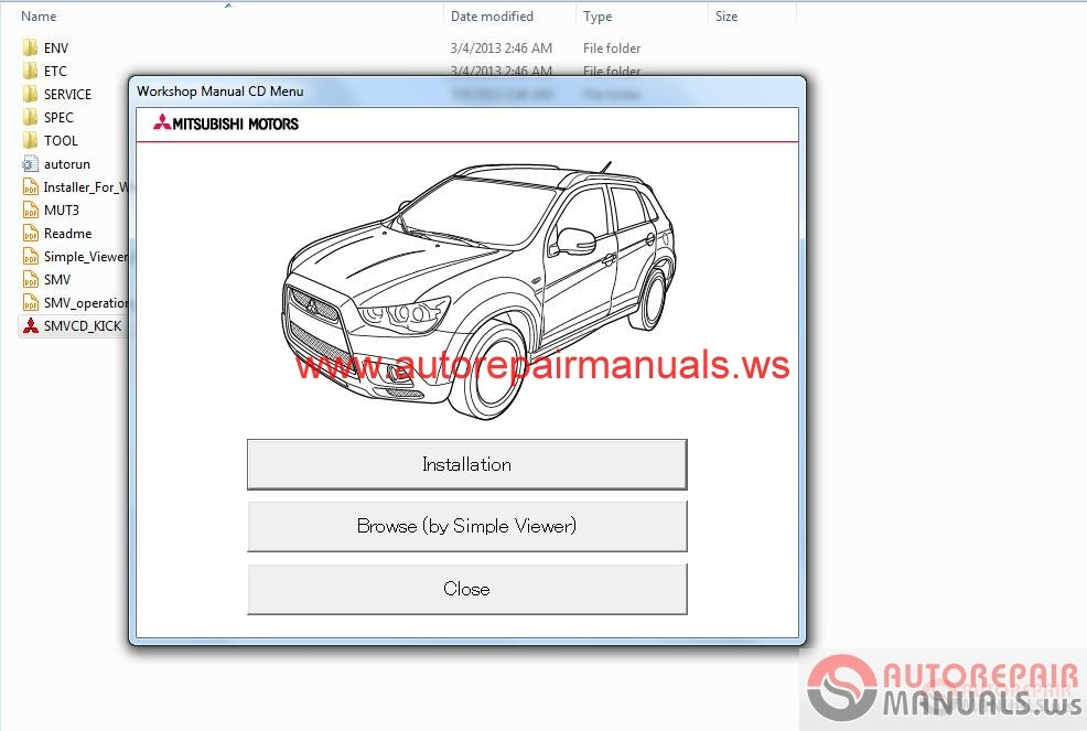 Mitsubishi ASX 2013 Repair Service Manual Auto Repair Manual: mitsubishi asx wiring diagram at negarled.com