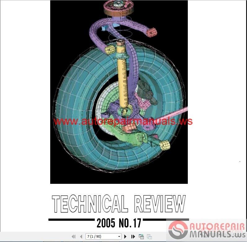 1990 mitsubishi triton workshop manual