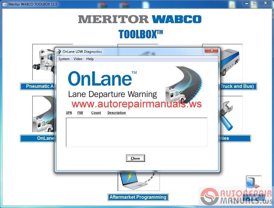 Ecu Wiring Diagrams Fig Wabco C Version Ecu Wiring Diagrams