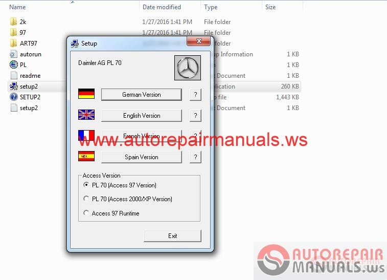 Daimler ag mercedes price list 70 instruction for Mercedes benz a service checklist
