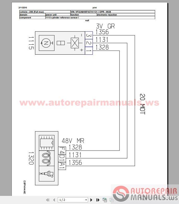citroen jumper 2016 service manual wiring: peugeot 206 1 4 hdi workshop  manual wiring