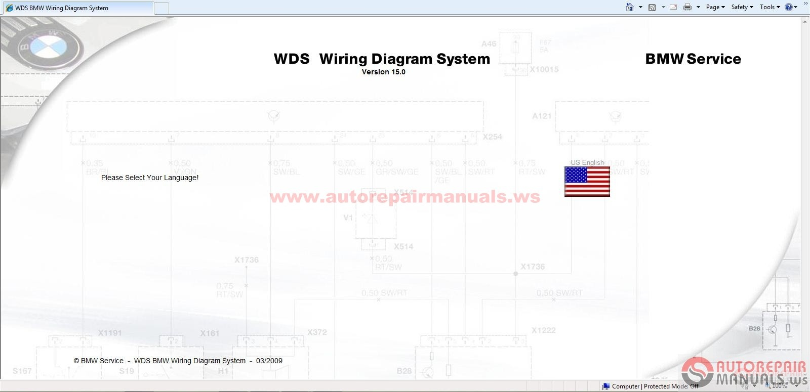 Bmw Wds V15 And Mini Wds V7 Wiring Diagram System