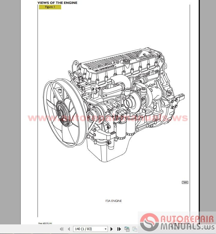 iveco cursor 10 engine repair manual auto repair manual forum rh autorepairmanuals ws Iveco Engine Specs iveco nef 4.5 liter diesel engine service manual