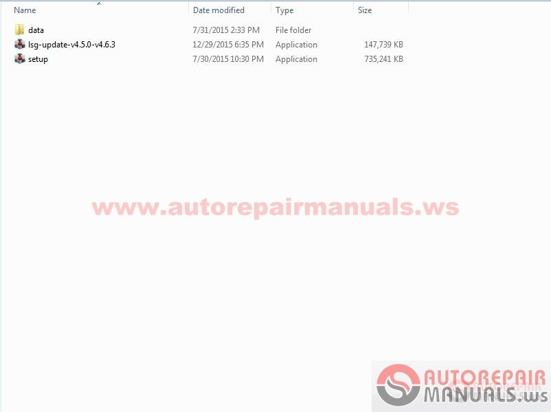 Linde Service Guide V4 6 3  12 2015  English Full