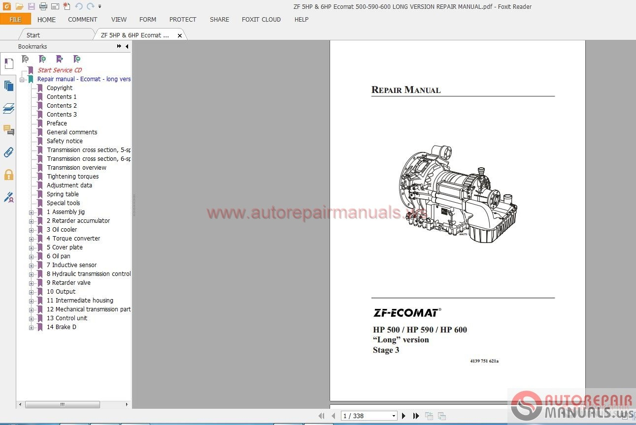 auto repair manual january 2018 rh froauto blogspot com ZF Transmission Parts 502 to ZF Transmission