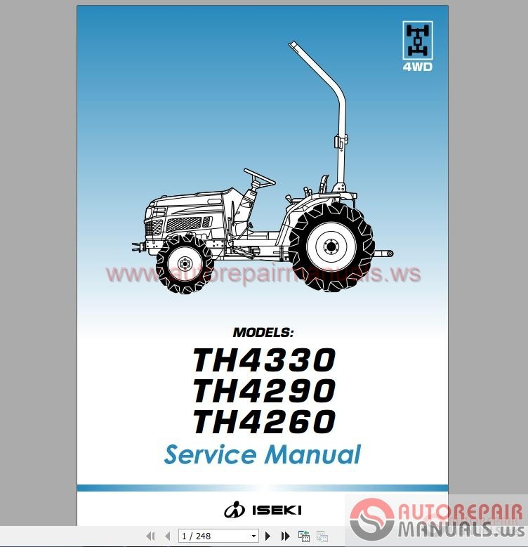 fordson tractor manual pdf with Iseki Th4260 4290 4330 Service Manual on Fordson Major Tractor Manual further Viewit moreover 321046327755 besides Viewit in addition Fordson Major Super Major Tractors Parts List Manual 19521964.
