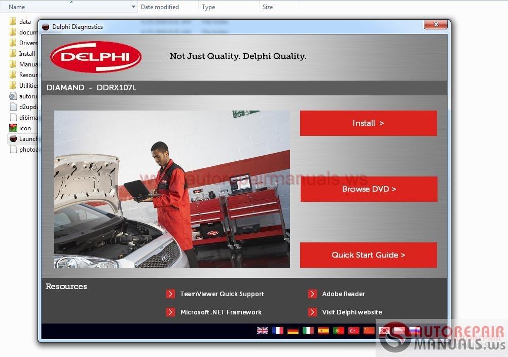 Delphi Diamand 02 2016 Auto Repair Manual Forum