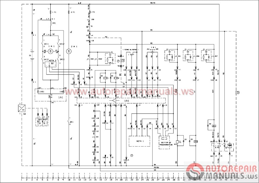 Linde Forklift Wiring Diagram - Wiring DATA •