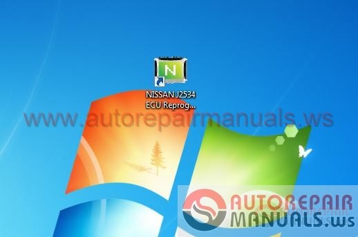 Nissan ners free. software download
