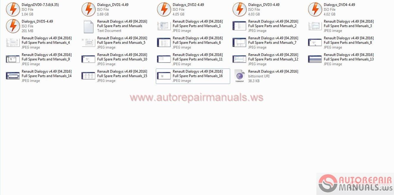 renault dialogys v4 49  04 2016  full spare parts and New Renault Kangoo Renault Kangoo Van