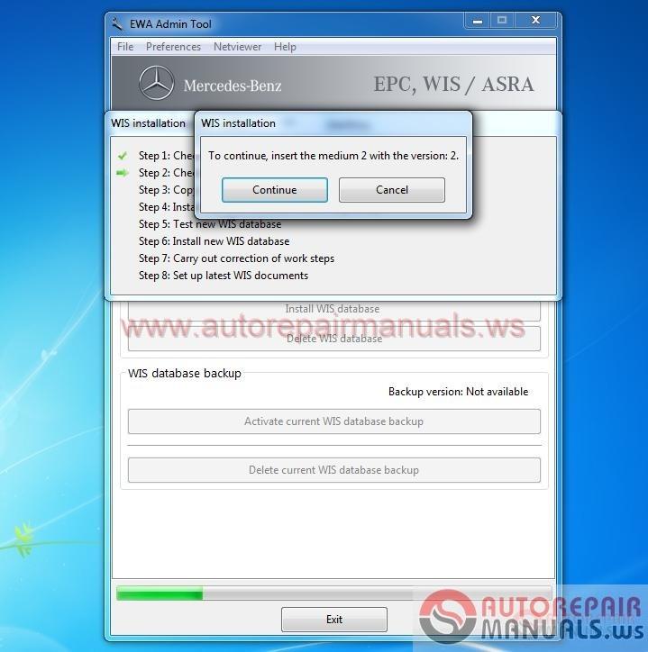 mercedes auto repair manual