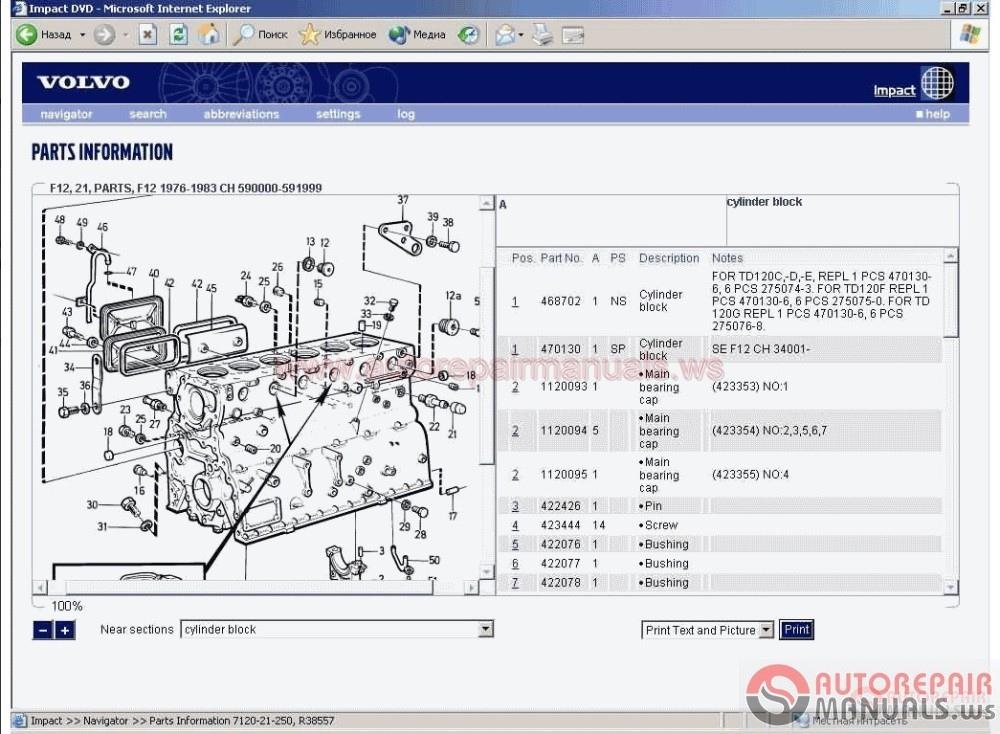 volvo impact trucks buses auto repair manual. Black Bedroom Furniture Sets. Home Design Ideas
