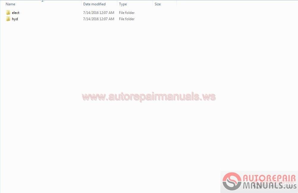 Auto Repair Manuals  Bobcat Schematics Manual Full Set Dvd
