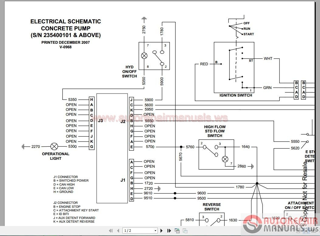 Bobcat_Schematics_Manual_Full_Set_DVD6 e32 wiring diagram c13 wiring diagram wiring diagram ~ odicis e32 wiring diagram at virtualis.co