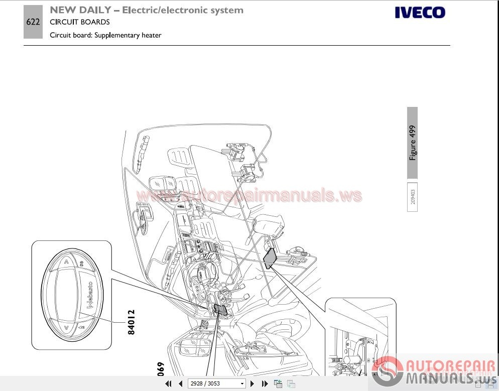 Iveco daily wiring diagram free download auto