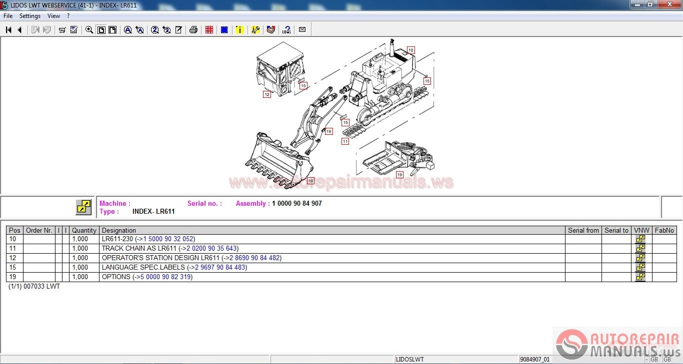 grove crane electrical diagram auto repair manuals liebherr lidos online  04 2016  full  auto repair manuals liebherr lidos online  04 2016  full