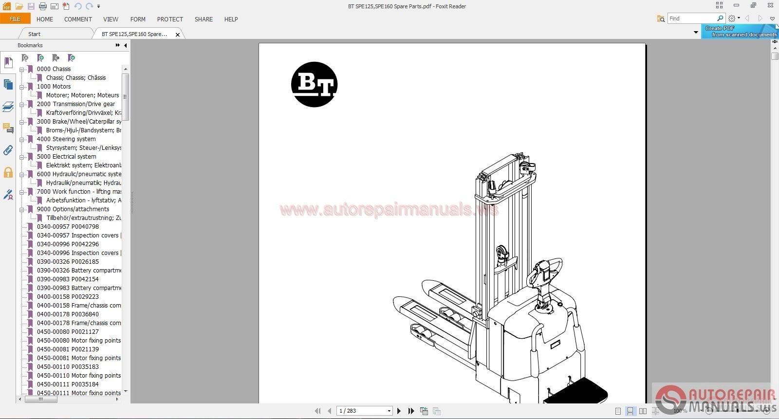 doosan electrical hydraulic circuits manual pdf wiring