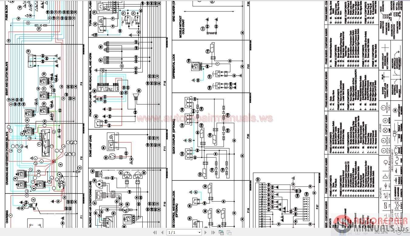case 580m wiring diagram