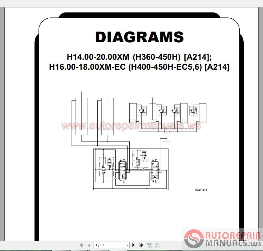 hyster forklift full shop manual | free auto repair manuals free auto repair diagrams