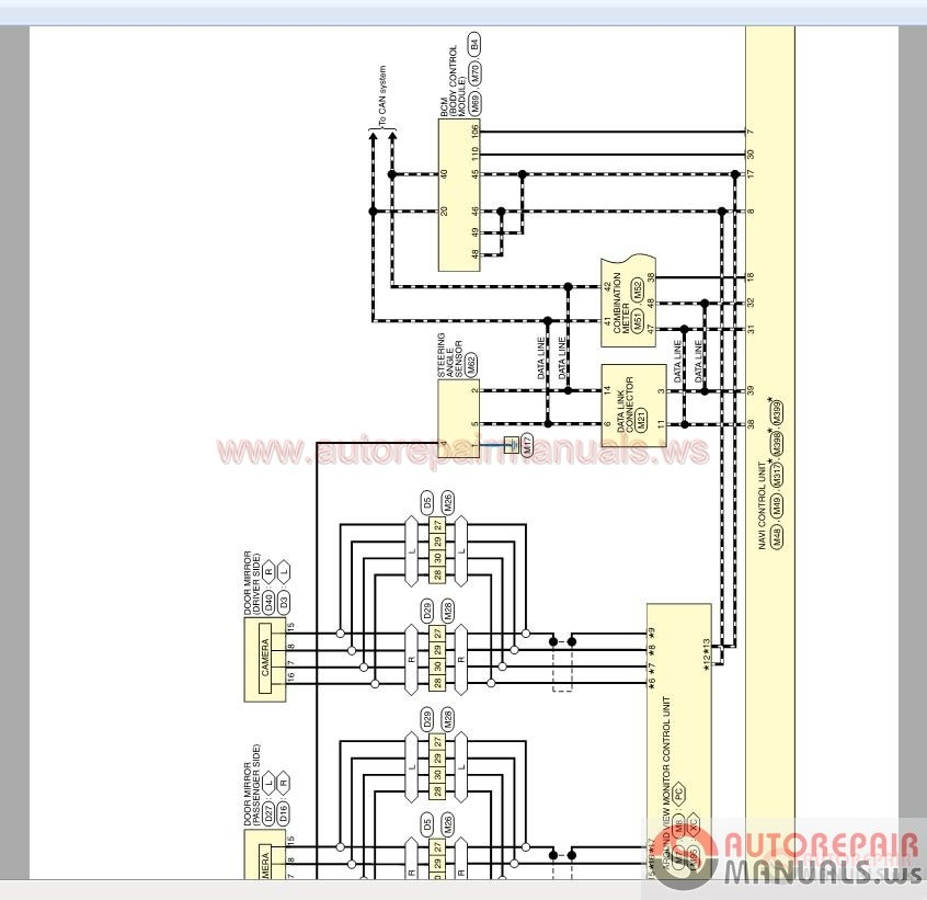 Nissan Qashqai J Wiring Diagrams on Nissan 300zx Wiring Diagram