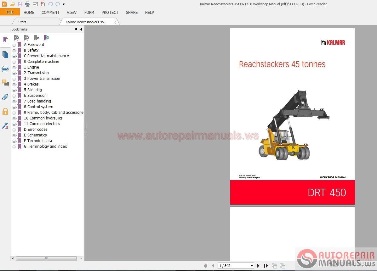 ... Array - maintenance manual kalmar rh maintenance manual kalmar frosei de