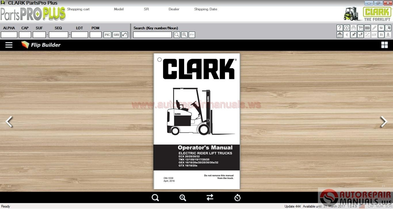 Clark_ForkLift_Parts_Pro_Plus_v444_032017_Full_Instruction7 Clark Forklift Generator Wiring Diagram on harlo wiring diagram, taylor wiring diagram, cat fork lift brake parts diagram, clark forklift distributor, clark forklift fuel system, clark forklift switch, rheem heat pump thermostat wiring diagram, clark forklift coil, skytrak wiring diagram, clark forklift steering, clark forklift motor, clark forklift cover, clark forklifts lift, clark forklift safety, clark forklift oil pump, clark forklift horn, clark forklift spark plugs, clark forklift brake pads, ingersoll rand wiring diagram, tennant wiring diagram,