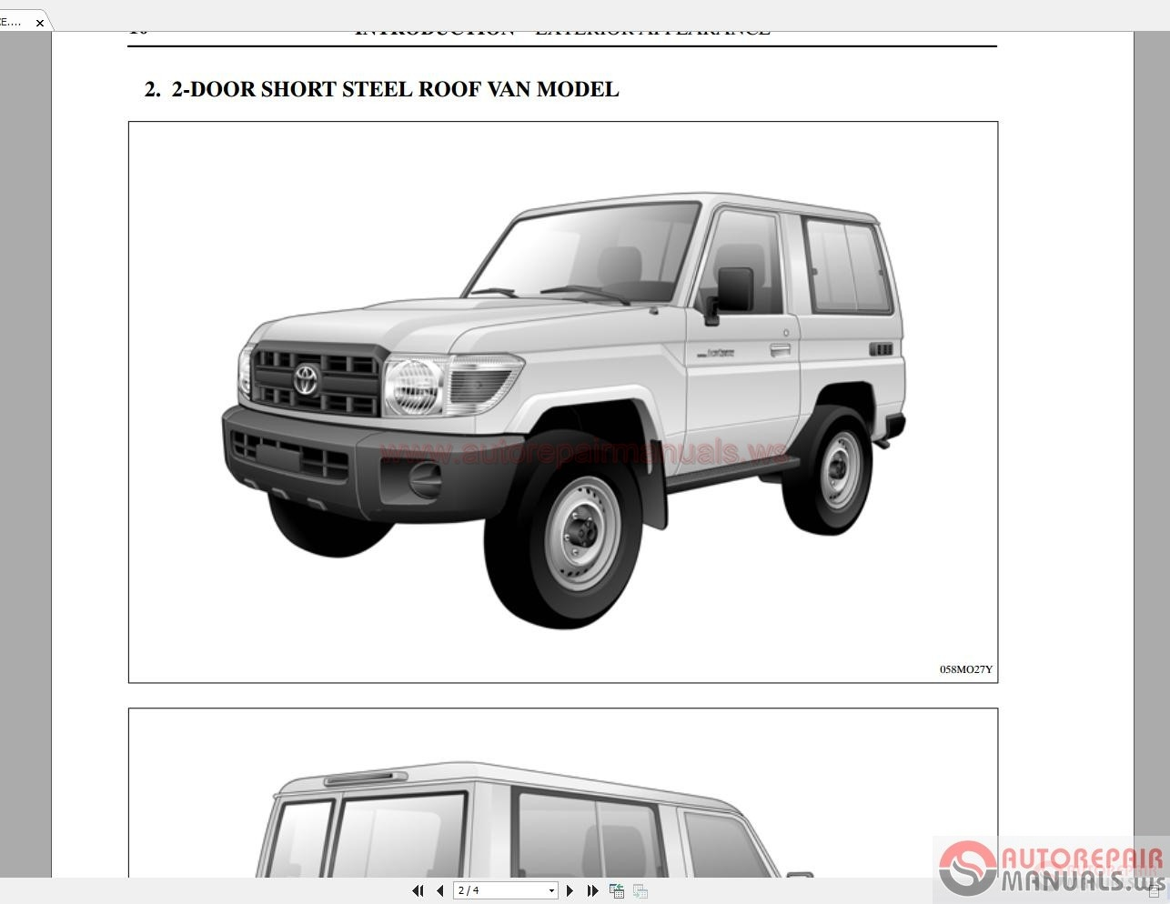 1984 TOYOTA LAND CRUISER CHASSIS Service Shop Repair Manual BRAND NEW HEAVY DUTY