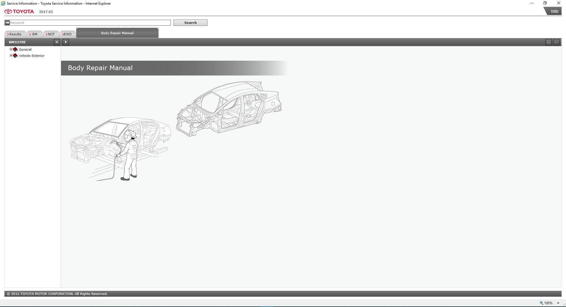 Toyota Gisc Workshop Manual  U0026 Electrical Wiring Diagram 2019