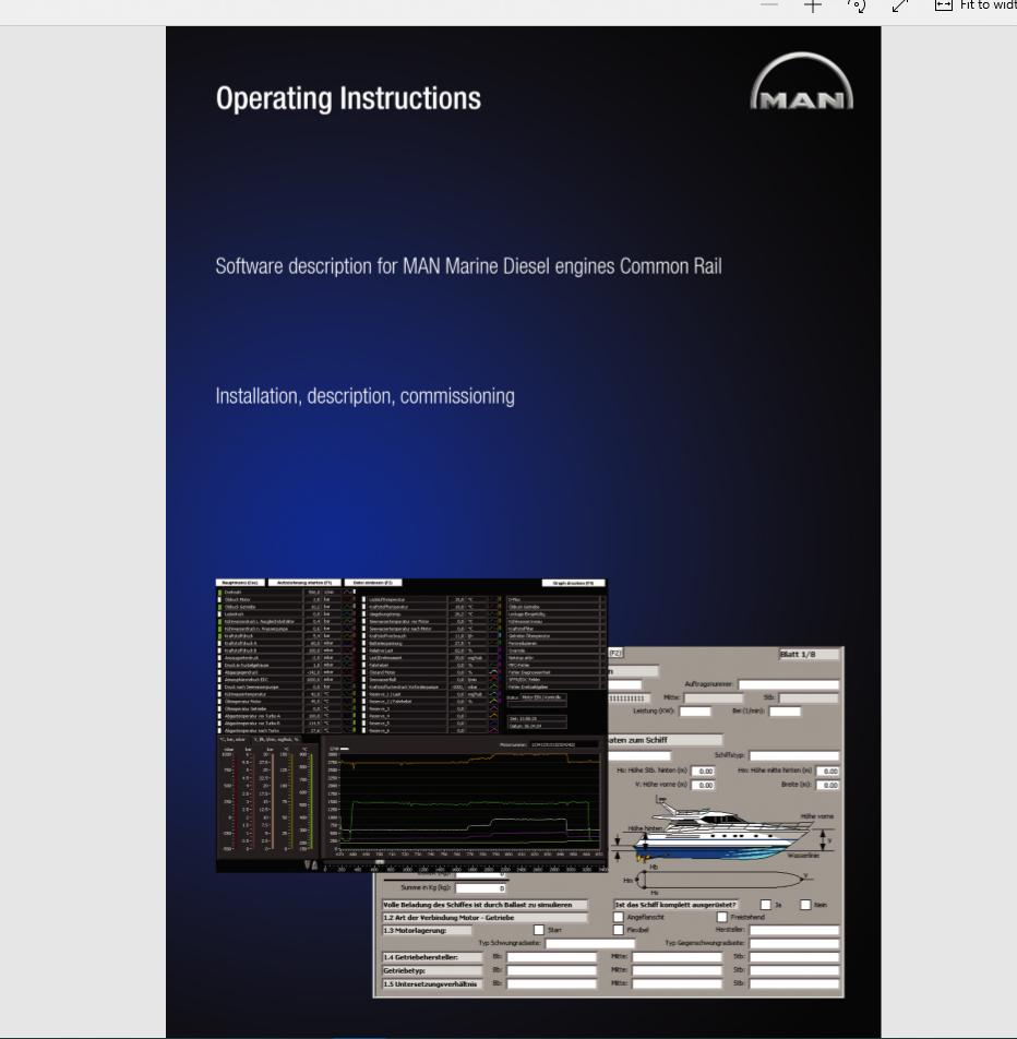 Man Engines Service Manuals  09 2006  Full