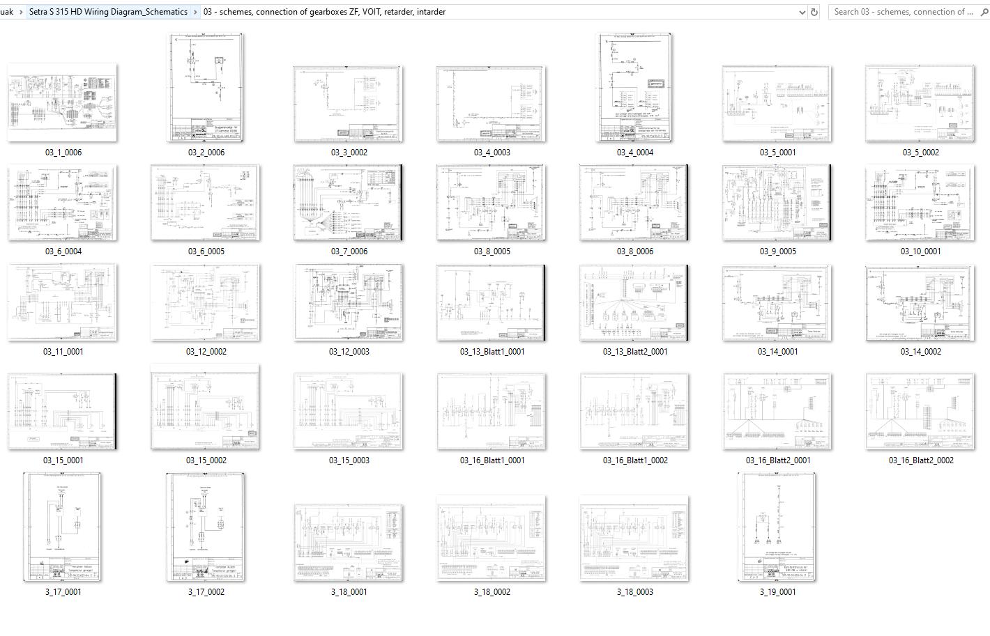 Setra S 315 Hd Wiring Diagram Schematics