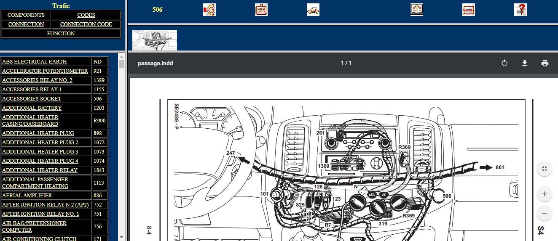 Renault Nt8379 Repair Manuals