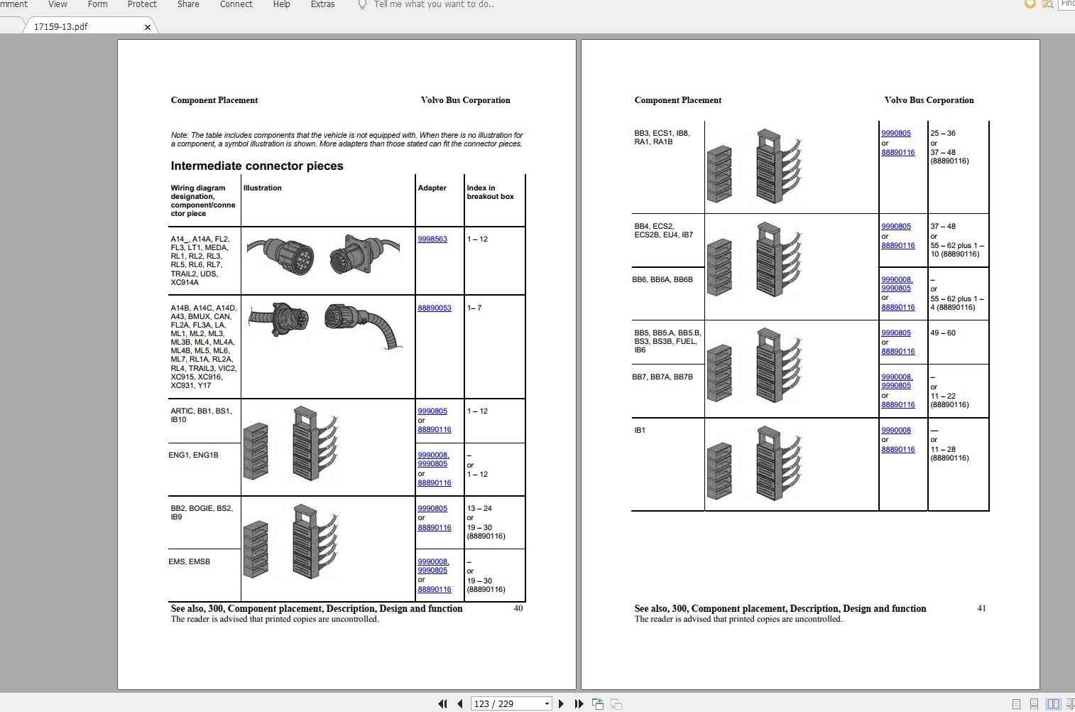 Volvo B12B Trucks Service Manual Buses & Wiring Diagrams | Auto Repair  Manual Forum - Heavy Equipment Forums - Download Repair & Workshop Manual | Volvo B12b Wiring Diagram |  | Autorepairmanuals.ws