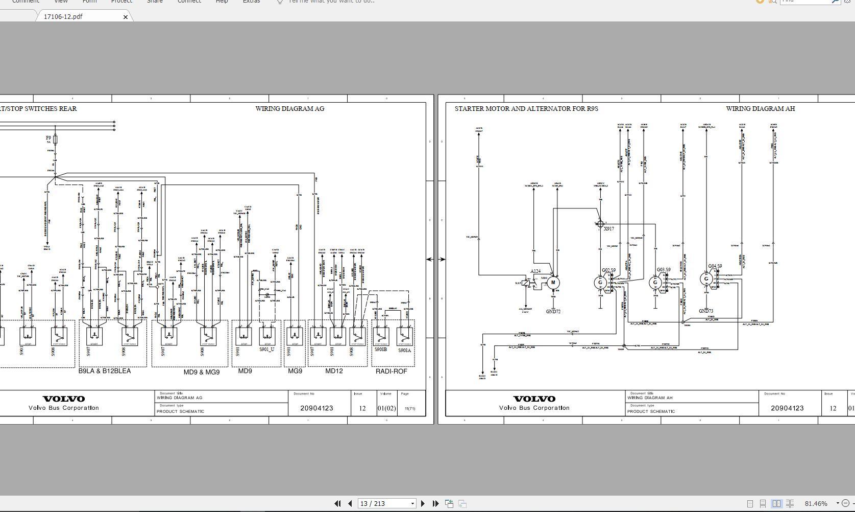 Volvo B12m Wiring Diagram - Wiring Diagram Direct shorts-crystal -  shorts-crystal.siciliabeb.it | Volvo B12b Wiring Diagram |  | shorts-crystal.siciliabeb.it