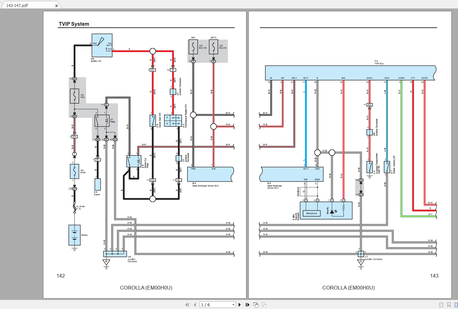 Wiring Diagram For 2006 Toyota Corolla - Wiring Diagram Overview  layout-halt - layout-halt.aigaravenna.itdiagram database - aigaravenna.it