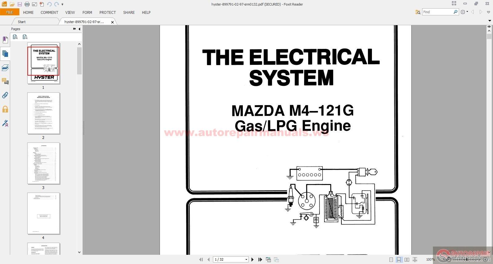 Hyster H100xm Wiring Diagram Great Design Of Electric Forklift Electrical Diagrams Prestolite Alternator