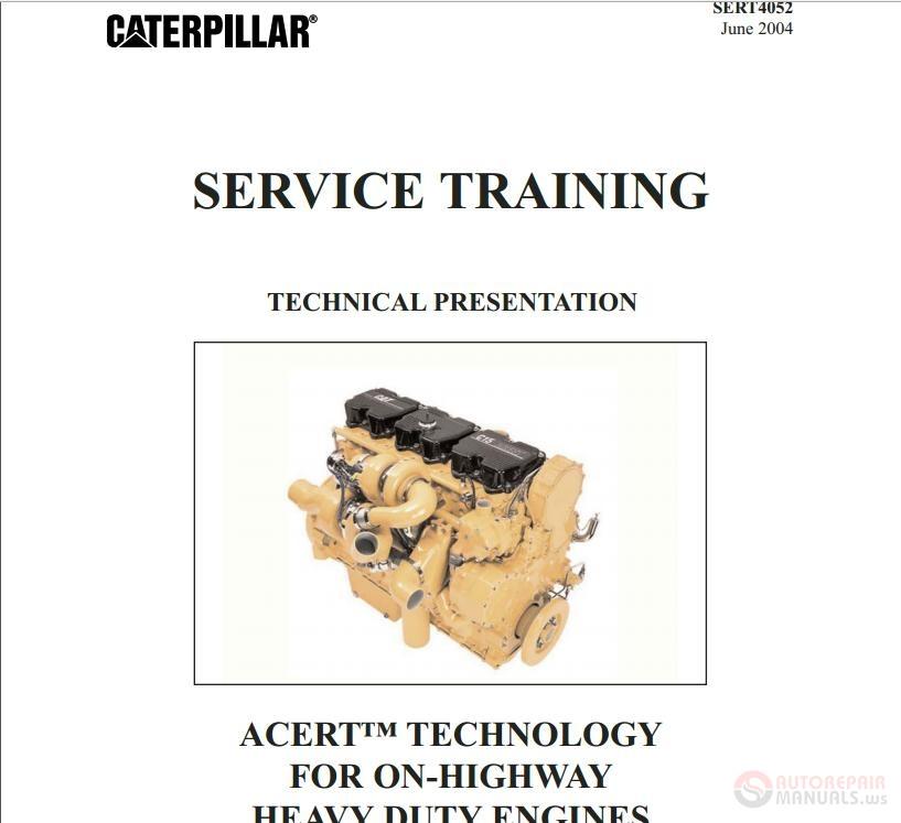 acert service manual