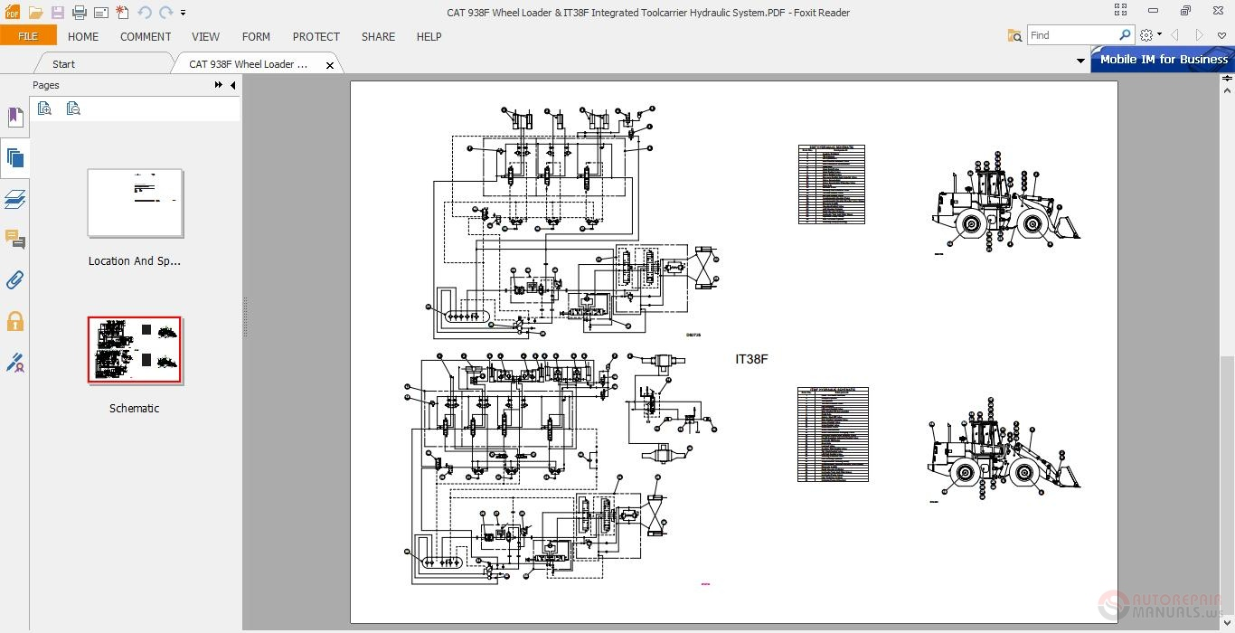 Cat Telehandler Wiring Diagrams Hydraulic Diagram 312 Wire Forklift Schematic Search For U2022 257b 938f