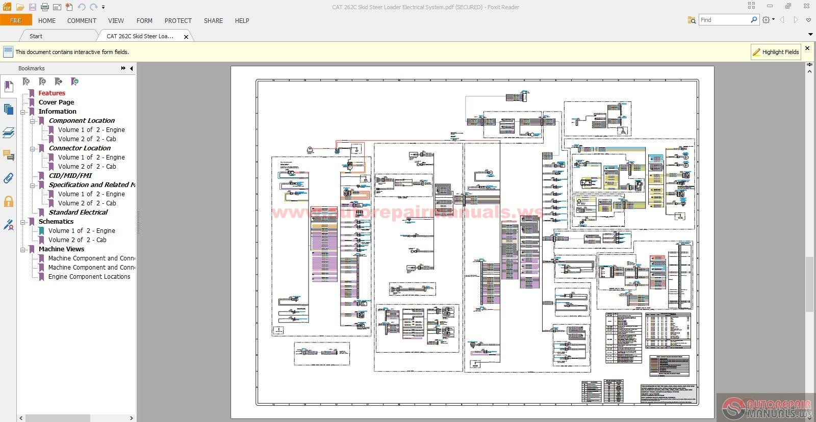 Caterpillar 257b Wiring Diagram | New Wiring Diagram 2018