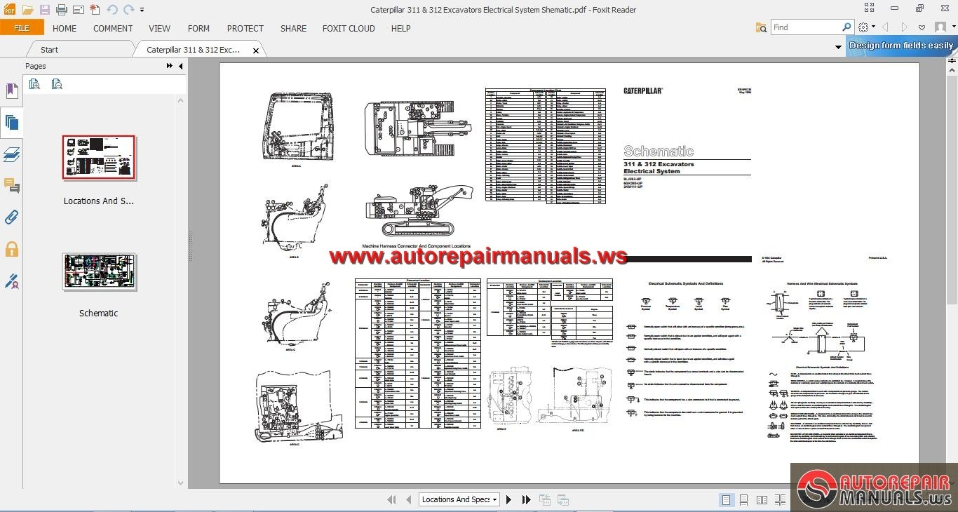 Cat 980h manual