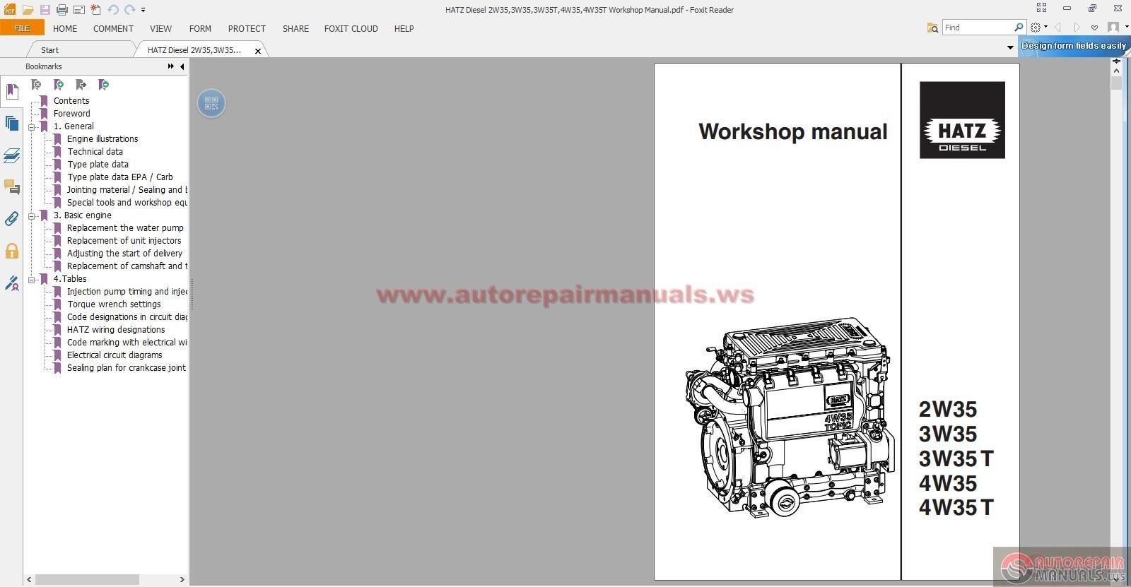 View and Download Hatz 2-4L30 workshop manual online. Hatz Diesel engine  Workshop manual. 2-4L30 Engine pdf manual download.