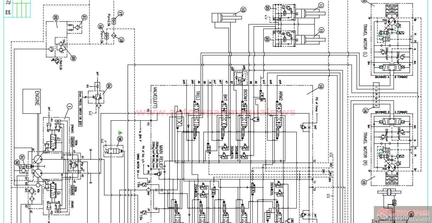 Hydraulic Dump Wiring Diagram Great Design Of For Trailer Pump Brake