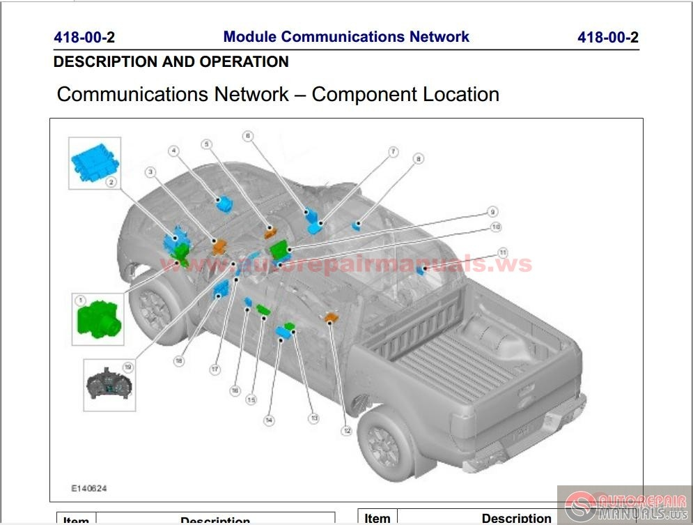 ford ranger 2011 factory manual rh mhhauto com 2011 ford ranger repair manual pdf 2001 Ford Ranger Fuse Box Diagram