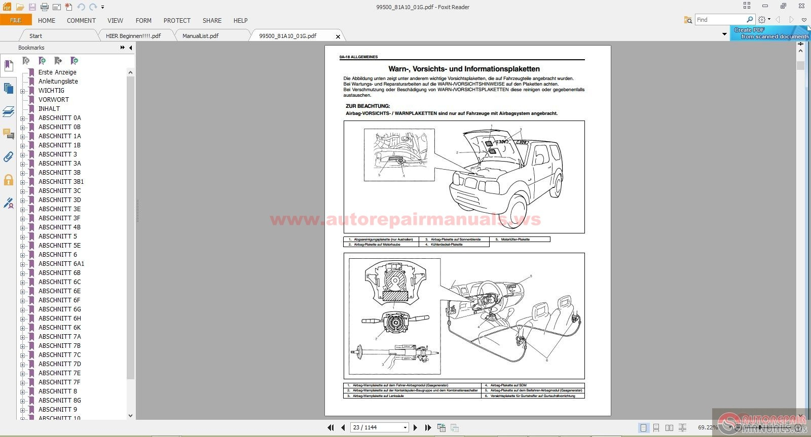 2007 Suzuki Xl7 Wiring Diagram Circuit And Hub Jimny Sn413 Sn415d 1996 Tis Auto Repair Fuse Boxes