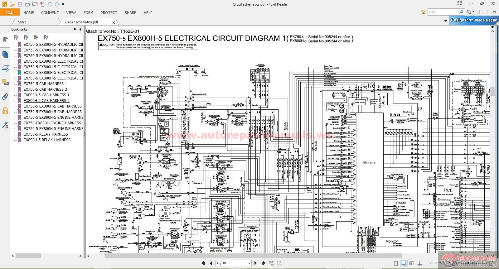 2015 Mazda 3 Fuse Diagram Starting Know About Wiring 2013 Images Gallery Keygen Autorepairmanuals Ws Hitachi Ex 750 5 800 H