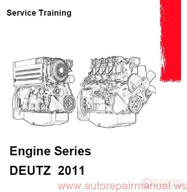 free repair manual deutz fl913