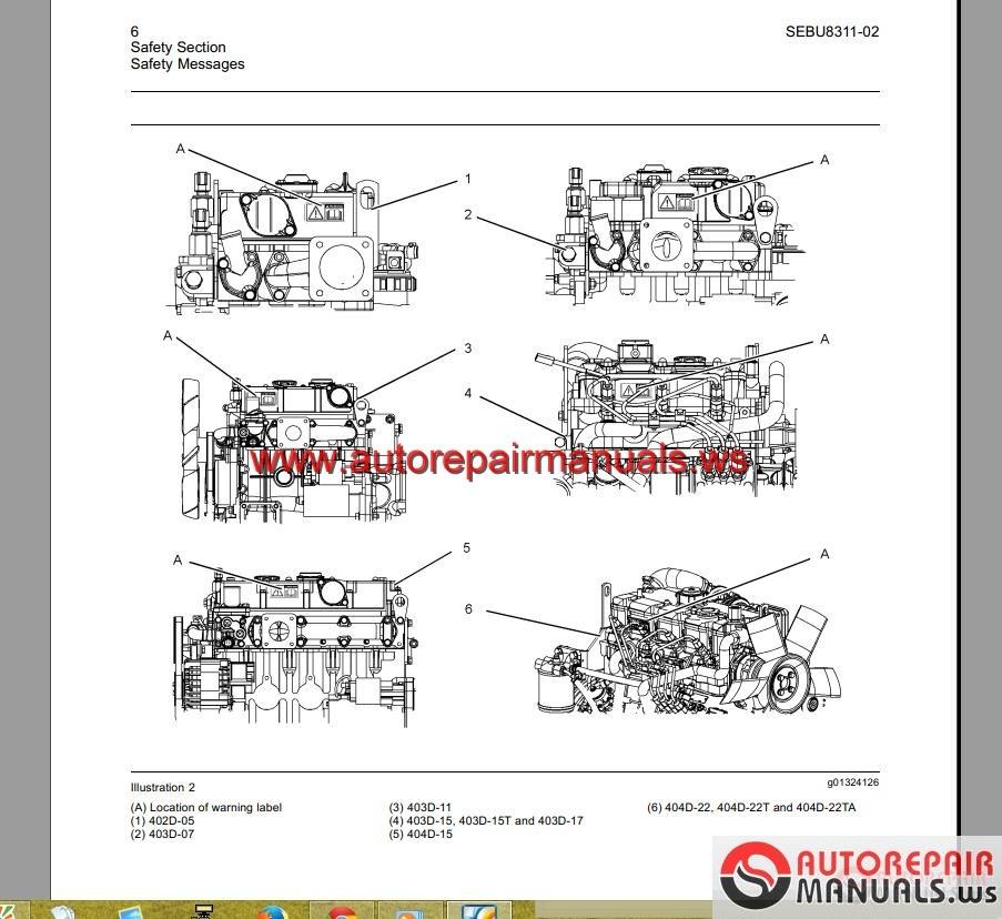 Service Manual olympian d25p1 Generator