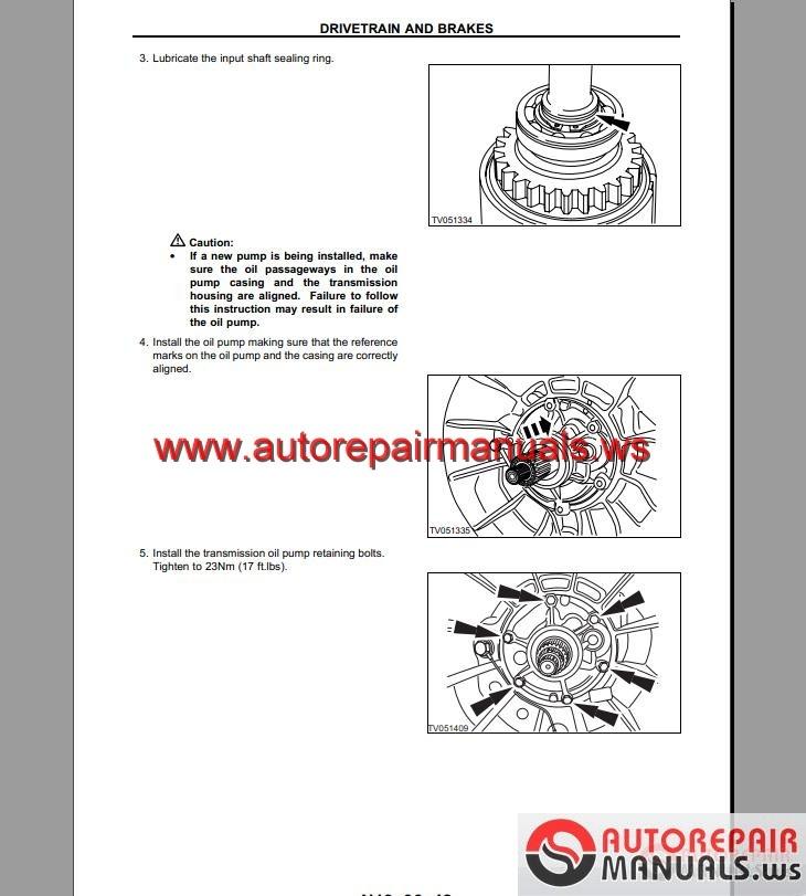 Terex 760b Parts manual