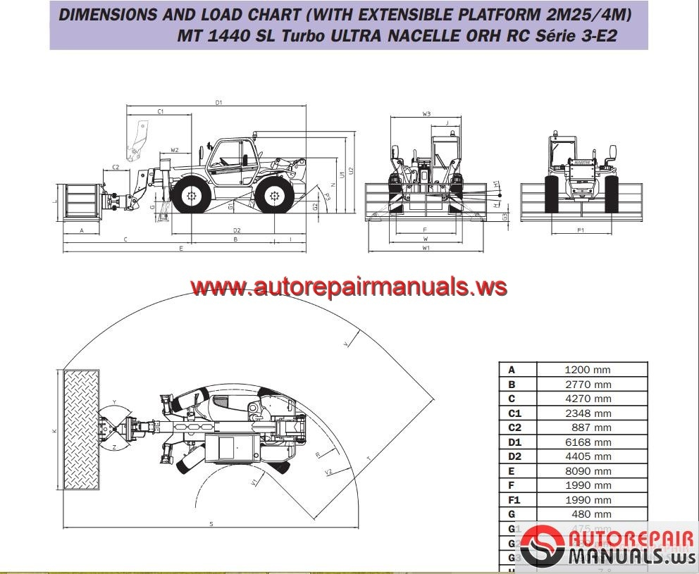 Manitou mlt 731 manual on