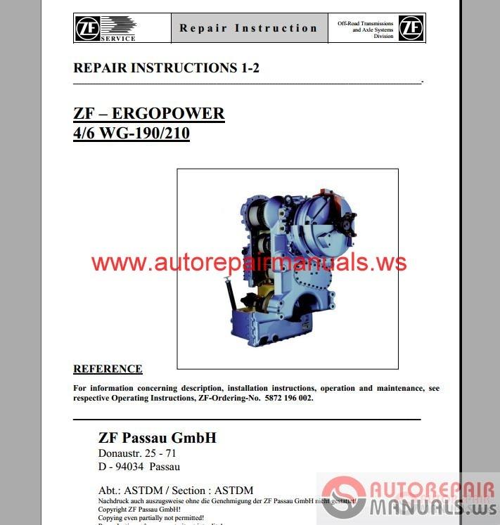 4l80e Transmission repair Manual pdf