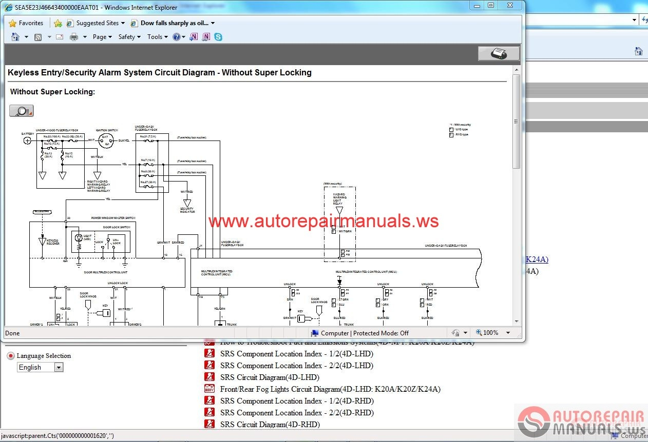 Honda Accord 2003 workshop Manual
